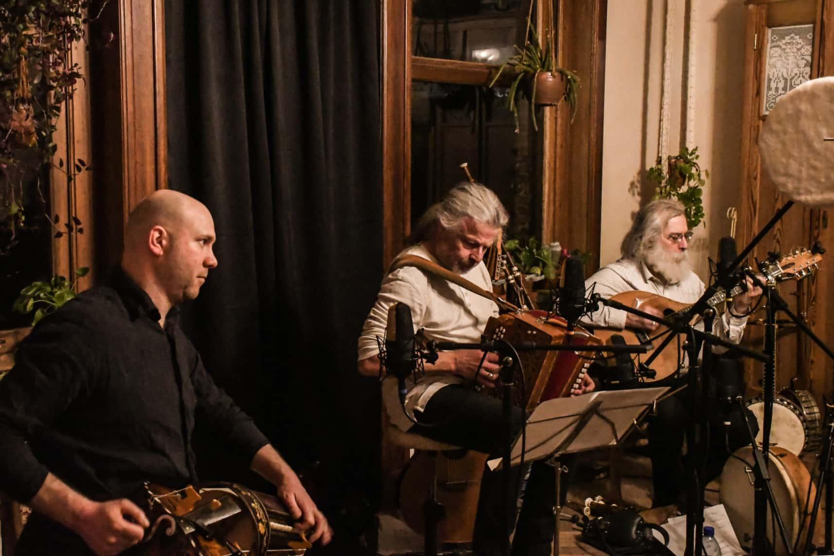 Alfred Den Ouden Trio